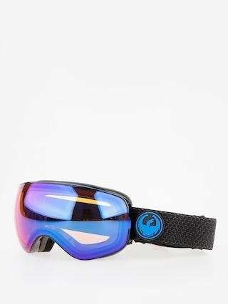 Dragon Goggles X2s (split/lumalens blue ion/l amber)