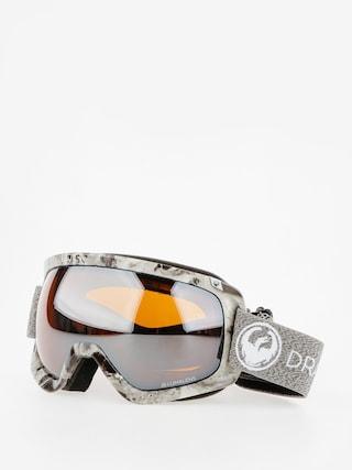 Dragon Goggles D3 (mill/lumalens silver ion/dark smoke)