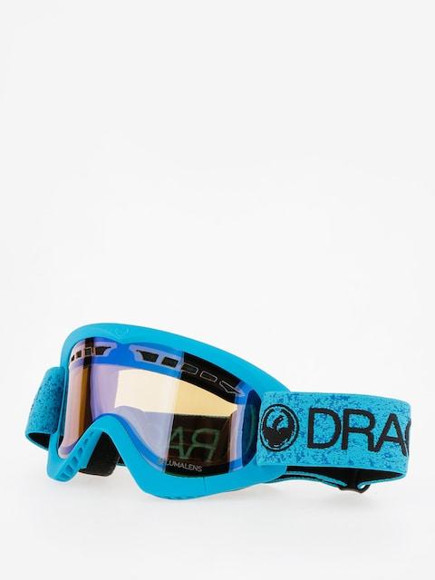 Dragon Goggle DXS (blue/lumalens flash blue)