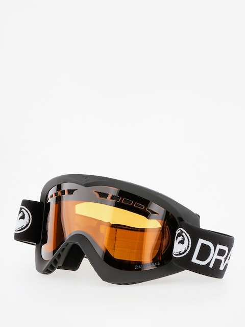 Dragon Goggles DX (black/lumalens amber)