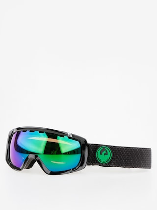 Dragon Goggles Rogue (split/lumalens green ion/l amber)