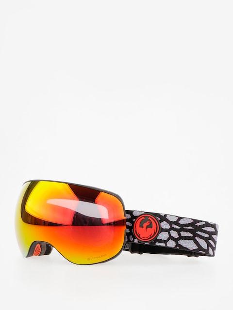 Dragon Goggles X2 (olio/lumalens red ion/l rose)