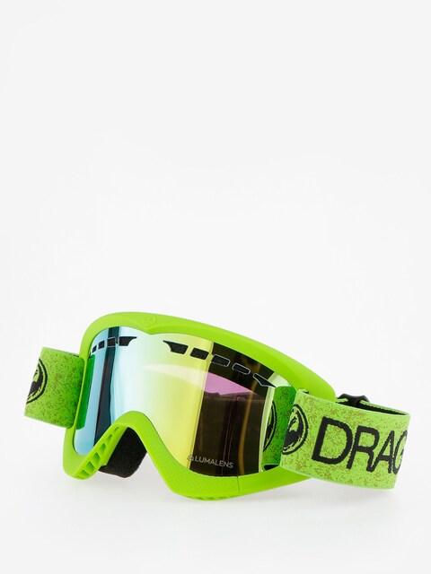 Dragon Goggles DXS (green/lumalens gold ion)
