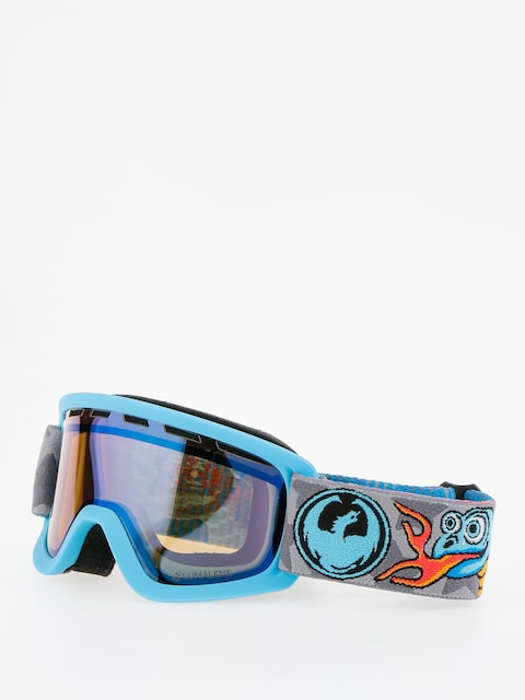 Dragon Goggles Lil D (lumalens flash blue)