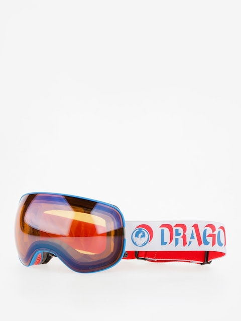 Dragon Goggles X2 (verge/lumalens flash blue/dark smoke)
