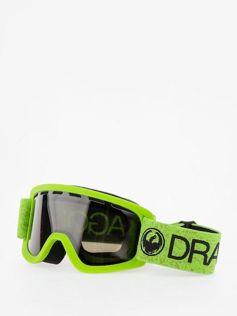 Dragon Goggle Lil D (green/dark smoke)