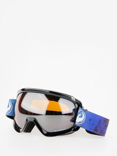 Dragon Goggle D3 (ink/lumalens silver ion)