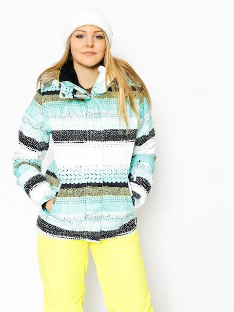 Roxy Snowboard jacket Jet Ski Wmn (aruba blue lizzydots)