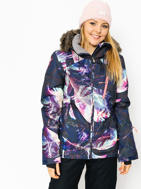Roxy Snowboardjacke Jet Ski Prem Wmn (seamless feathers)