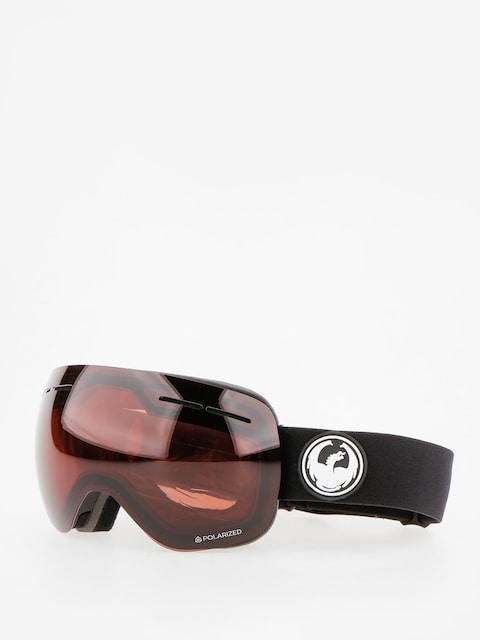 Dragon Goggle X1s (black/lumalens polarized)