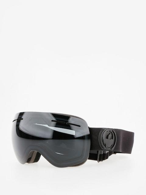 Dragon Goggles X1s (knight rider/dark smoke/l fresh blue l rose)