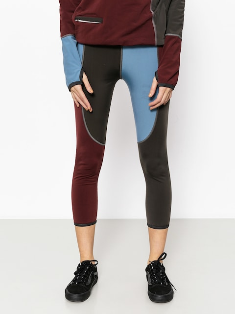 Majesty Underwear Surface Base Layer Pant Wmn (burgundy)