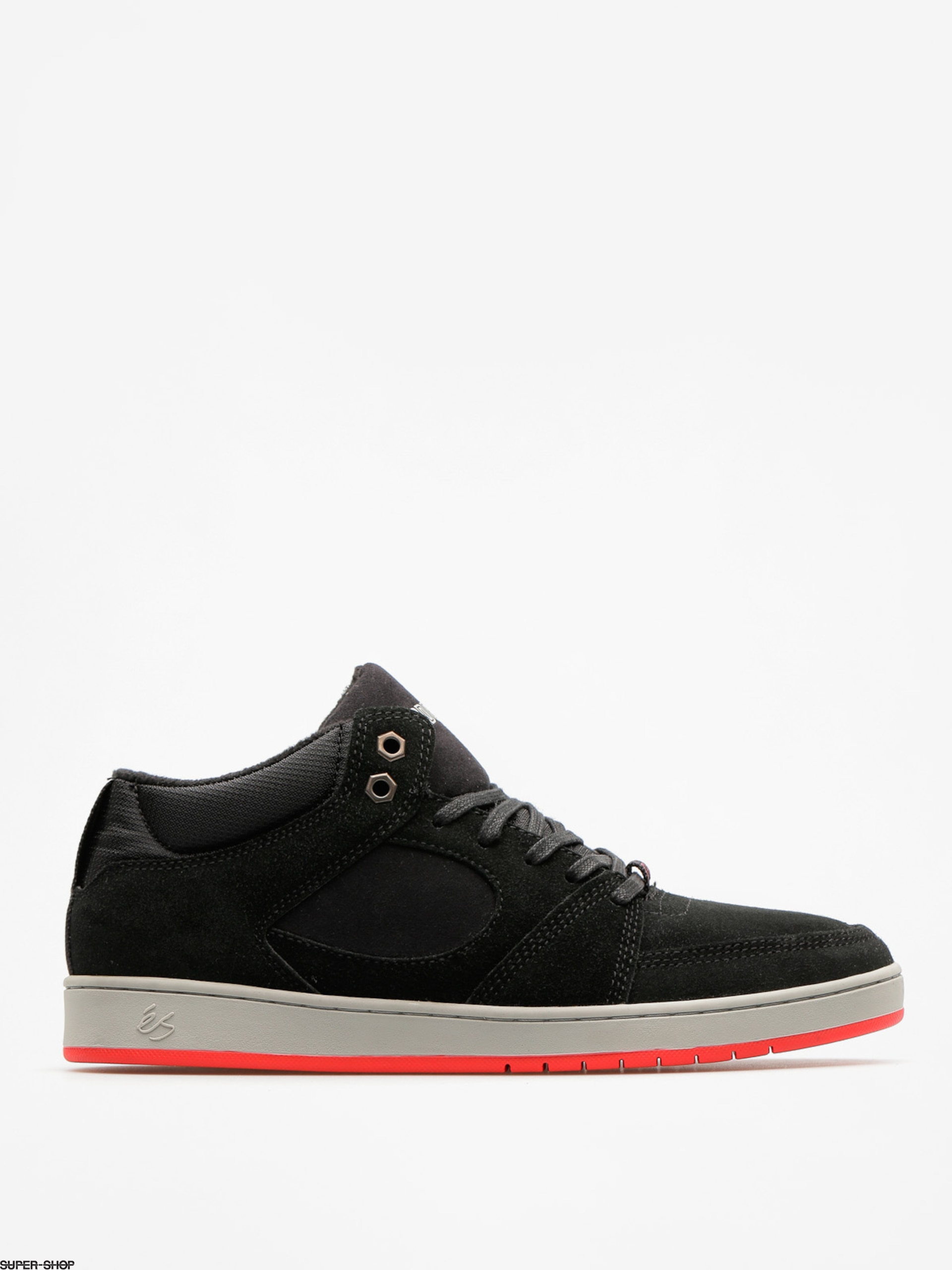 Es Shoes Accel Slim Mid X Wade (black)