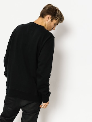 Element Sweatshirt Grounded Crew (flint black)