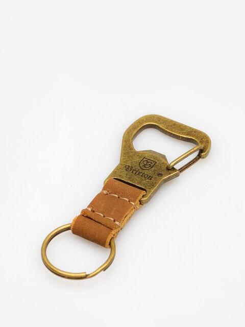 Brixton Schlüsselanhänger Kassik Key Clip (antique bronze)
