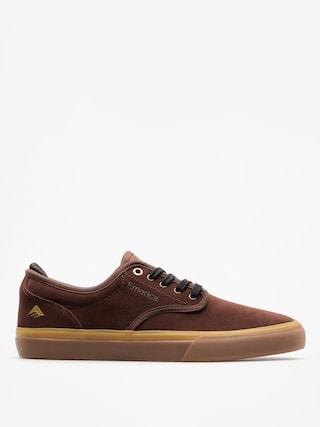 Emerica Schuhe Wino G6 (brown/brown/gum)