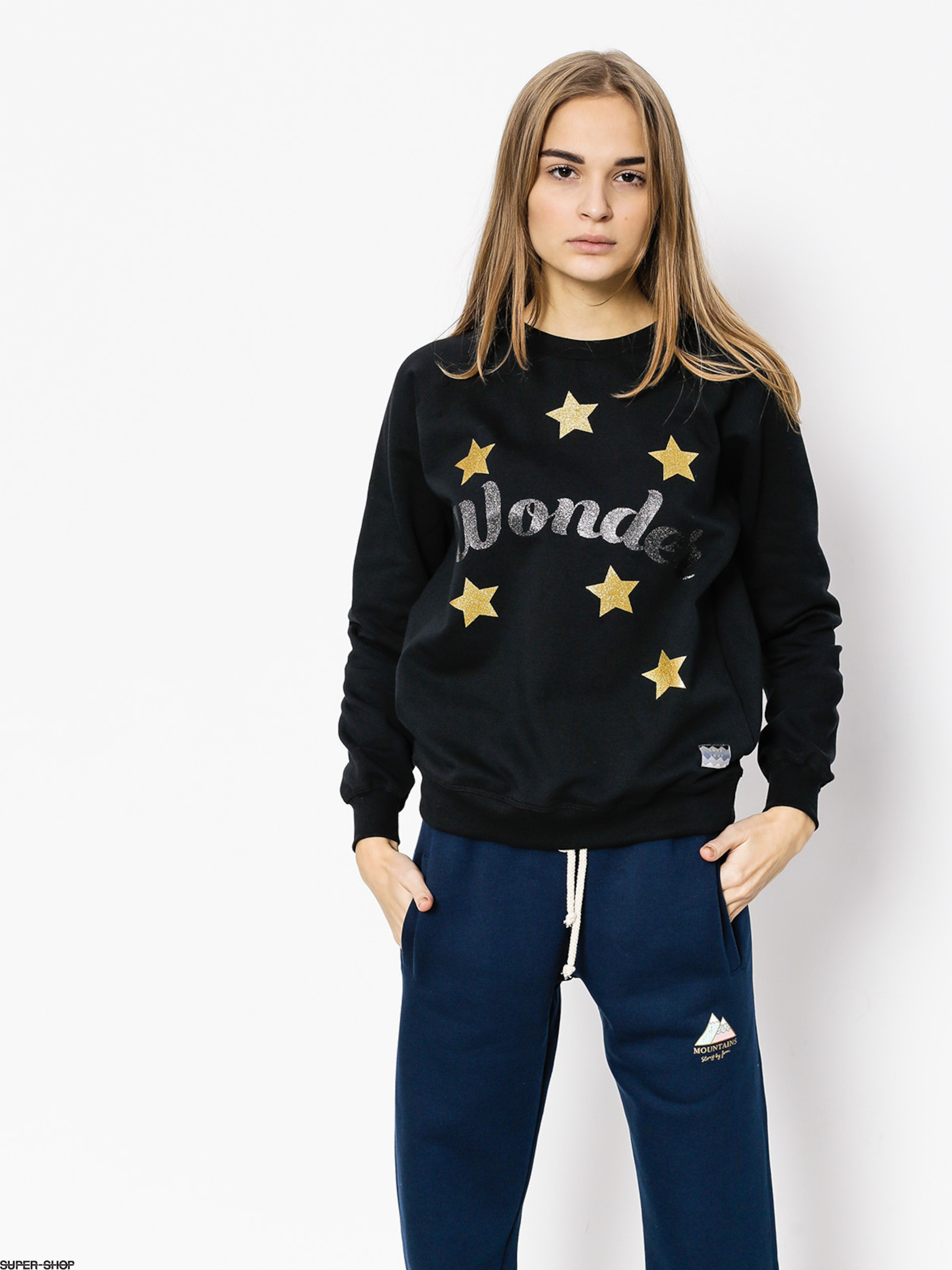 Femi Stories Sweatshirt Wonder Wmn