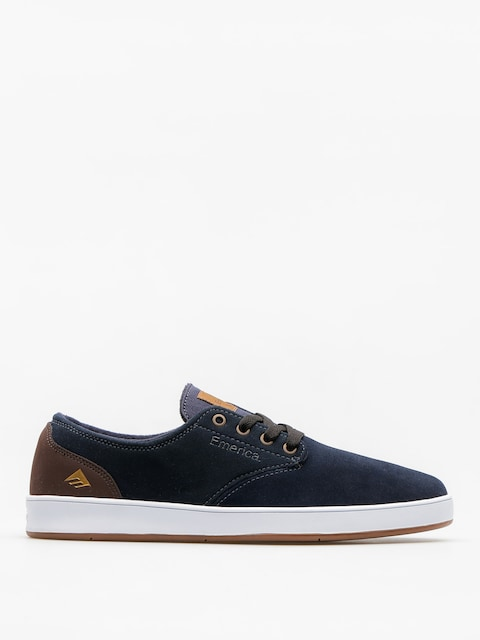 Emerica Shoes The Romero Laced (navy/navy/gum)
