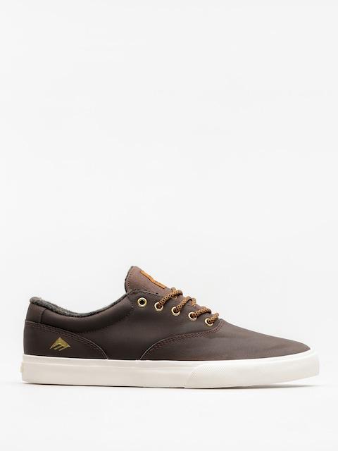 Emerica Shoes Provost Slim Vulc (brown)