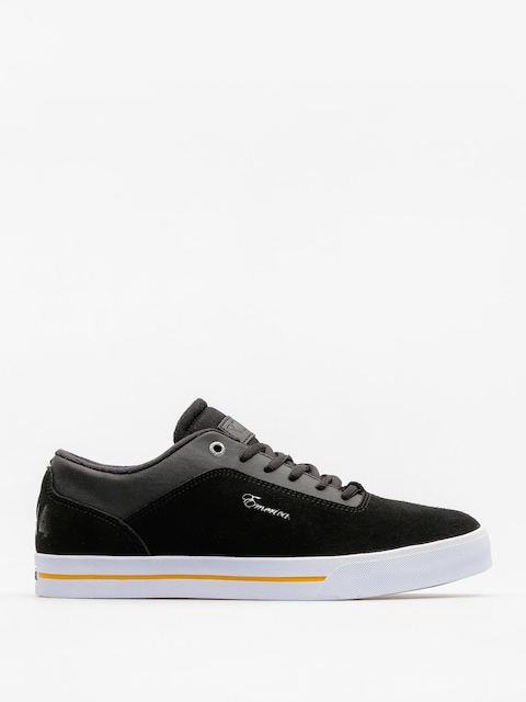 Emerica Shoes G Code Re Up X Vol 4 (black/white/gold)