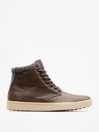 Etnies Shoes Jameson Htw Wmn (brown/grey)