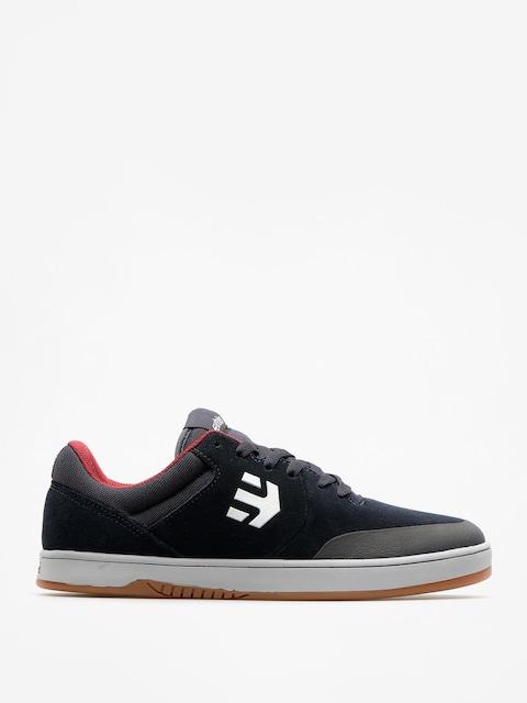 Etnies Shoes Marana (navy/grey/red)