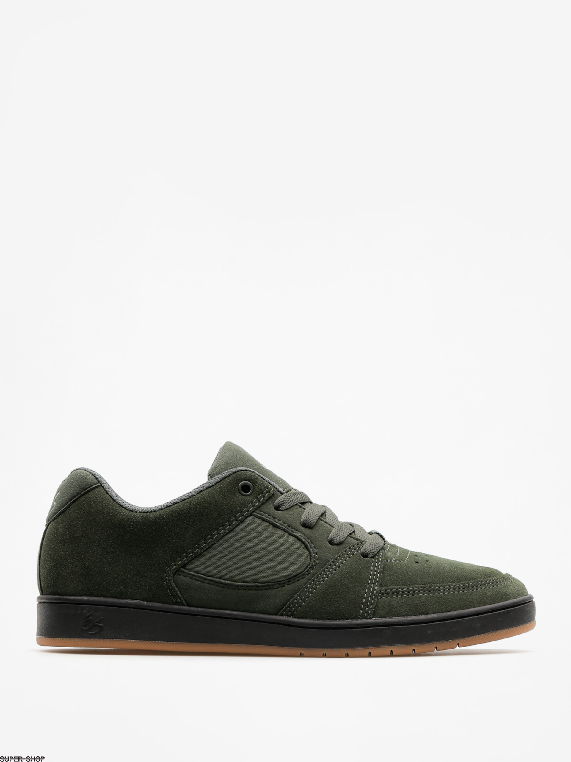 Es Shoes Accel Slim (hunter green)
