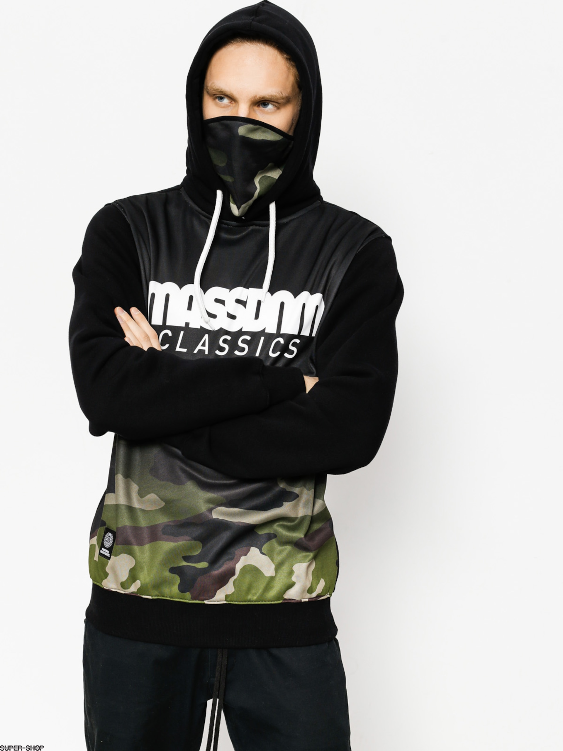 MassDnm Hoody Eclipse HD