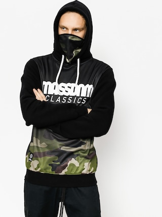 MassDnm Hoody Eclipse HD (black)