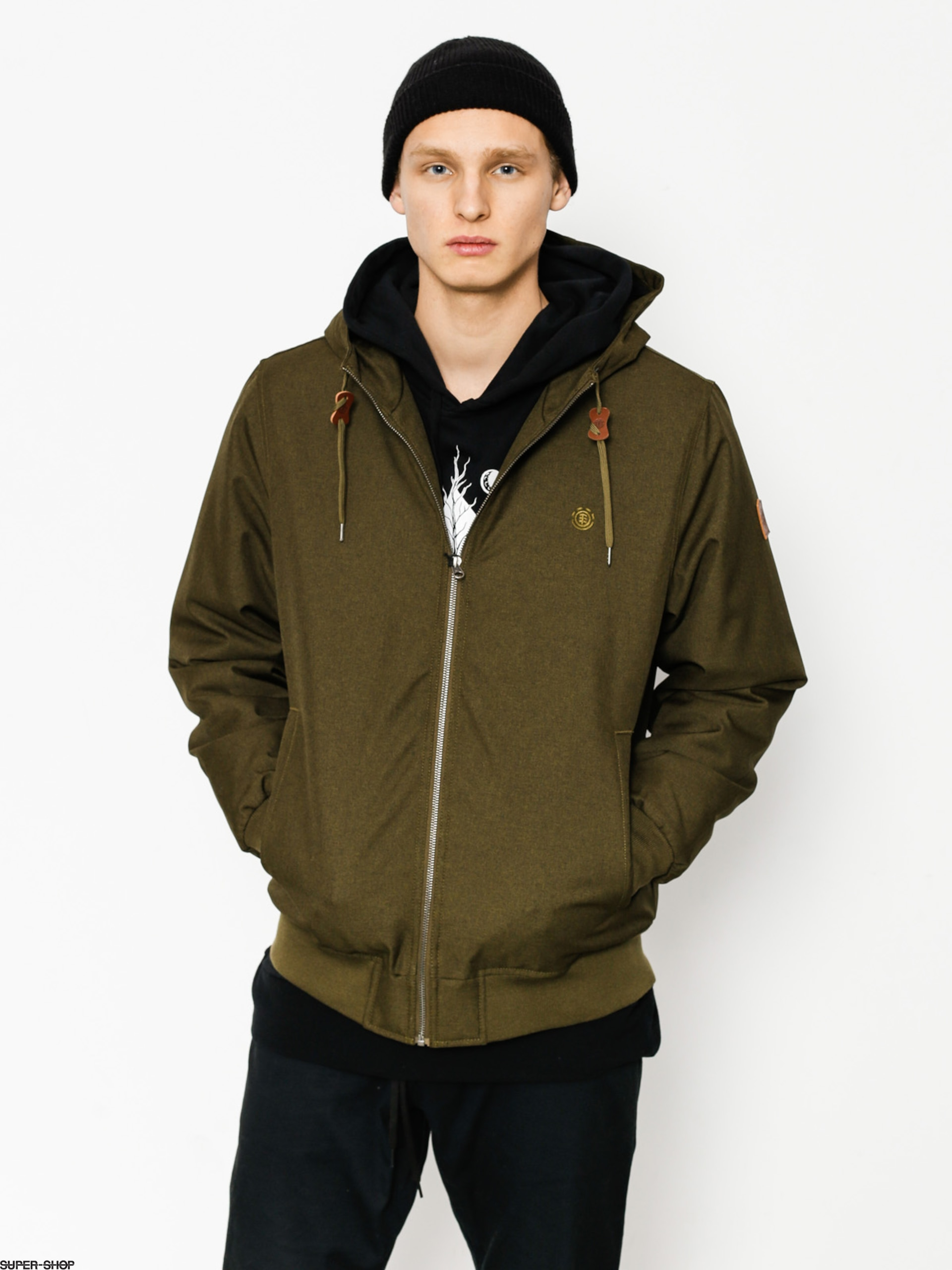 Element Jacke Dulcey (moss green htr)