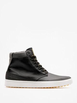 Etnies Shoes Jameson Htw (black/grey/yellow)