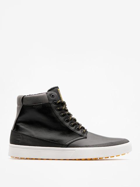 Etnies Schuhe Jameson Htw (black/grey/yellow)