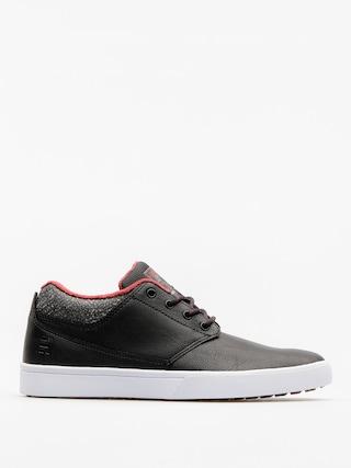 Etnies Shoes Jameson Mtw (black/grey/red)
