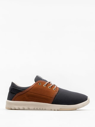 Etnies Shoes Scout (navy/gum/gold)