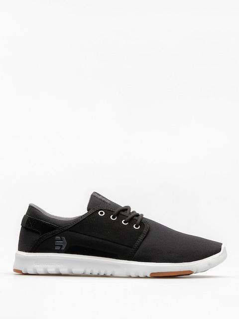 Etnies Schuhe Scout (black/charcoal/gum)