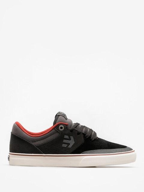 Etnies Shoes Marana Vulc (black/charcoal)
