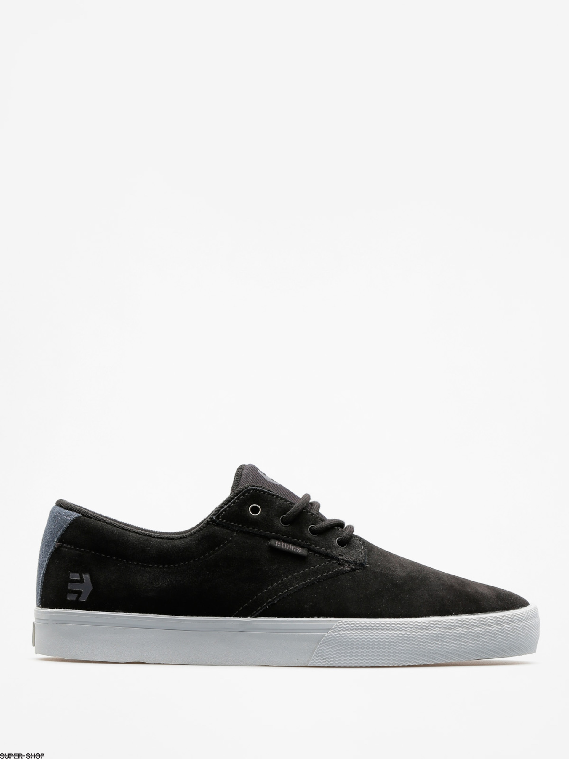 Etnies Shoes Jameson Vulc (black/grey)