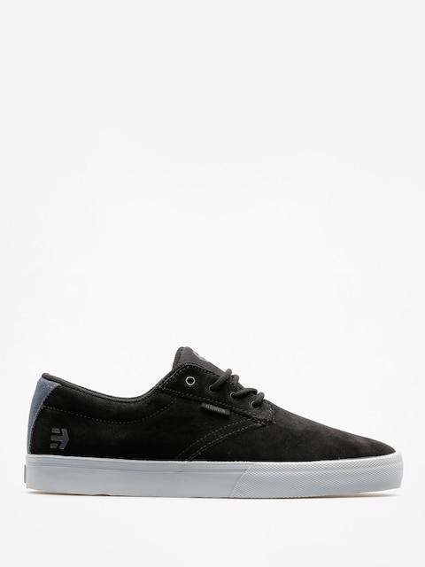 Etnies Shoes Jameson Vulc (black/grey)