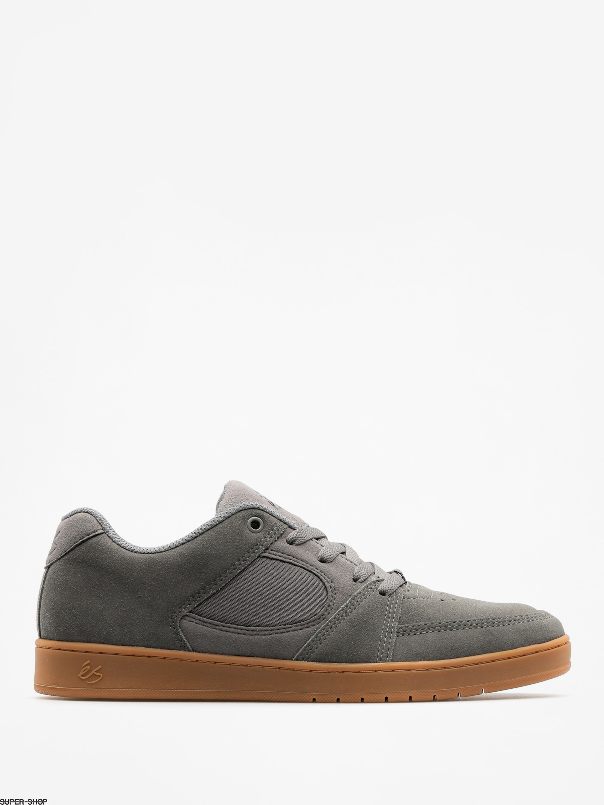 Es Shoes Accel Slim (grey/gum)