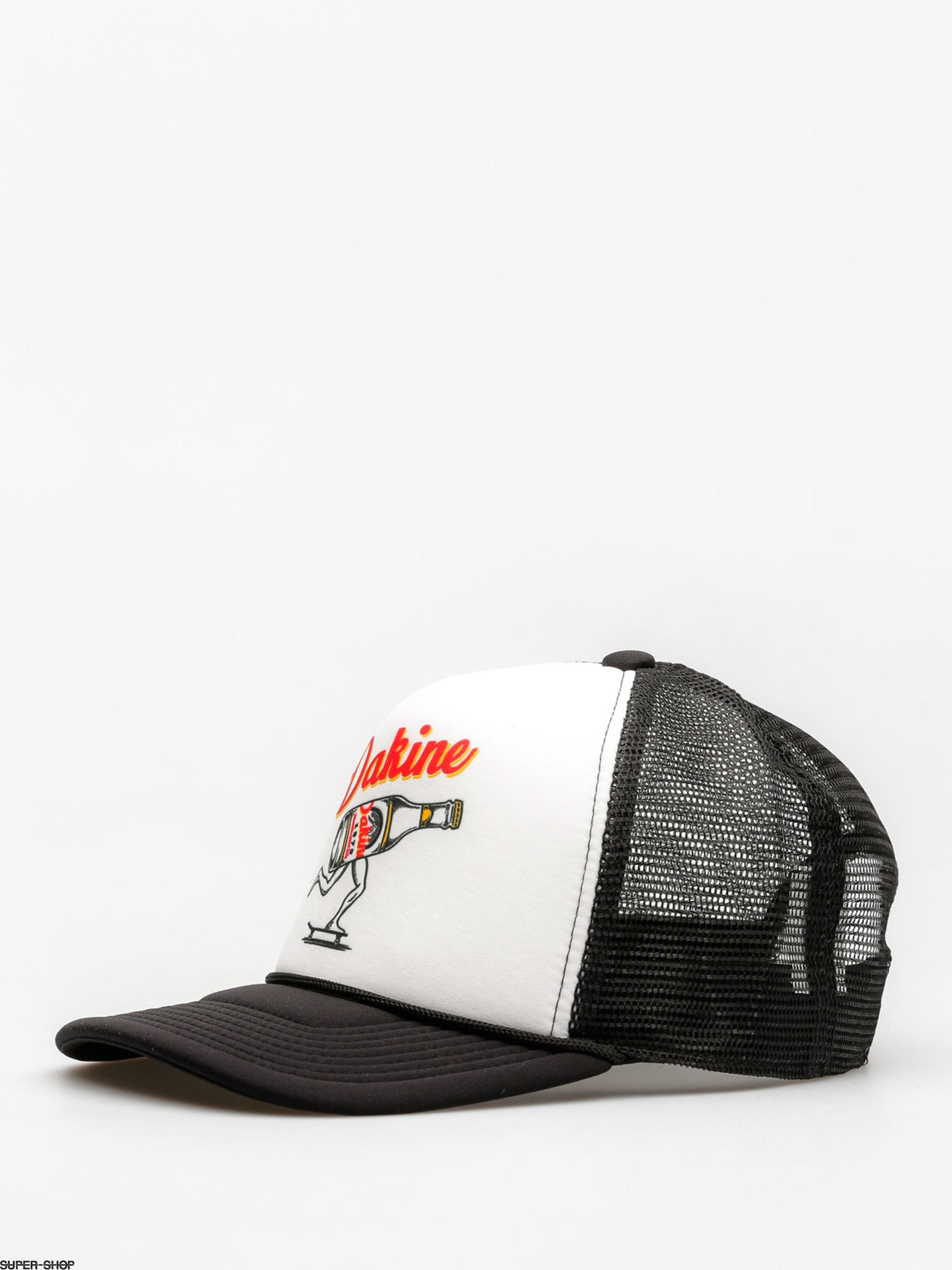 32cb1d6613265 Dakine Cap Beer Run Trucker ZD (black)