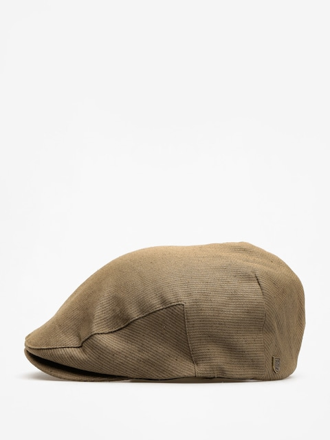 Brixton Flat cap Hooligan Snap ZD (light olive/olive)