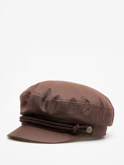 Brixton Schirmmütze Fiddler ZD (brown cord)
