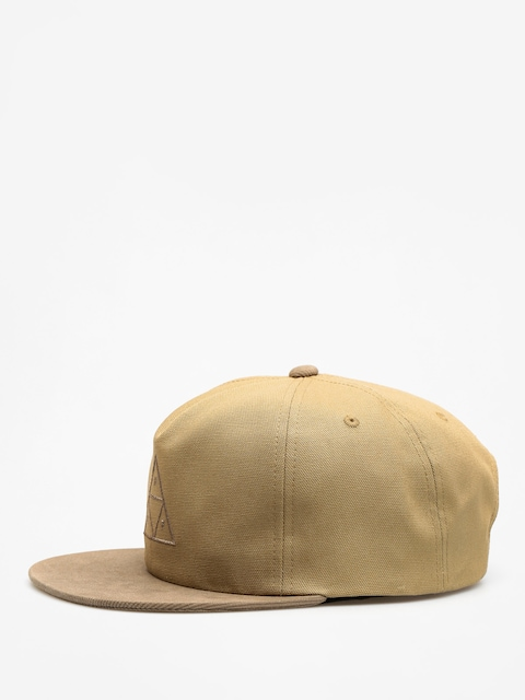 HUF Cap Triple Triangle ZD (khaki)