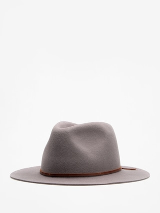 Brixton Hat Wesley Fedora (light grey)