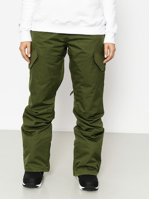 Burton Snowboard pants Fly Wmn (rifle green)