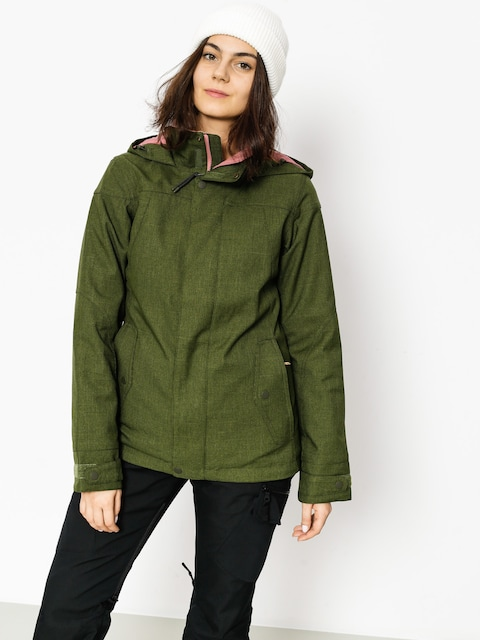 Burton Snowboard jacket Jet Set Wmn (rifle green)