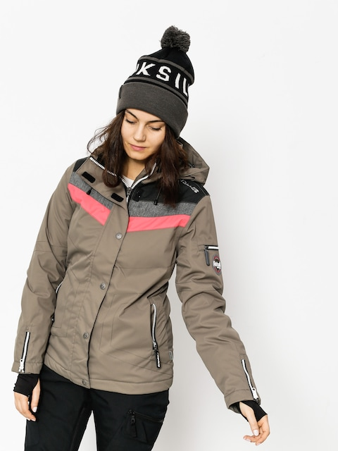 Rehall Snowboard jacket Fray Wmn (bungee cord)