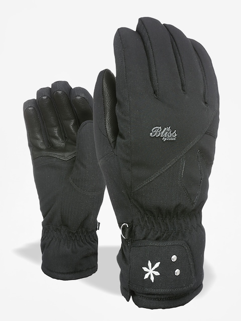 Level Handschuhe Bliss Sunshine Wmn (black)