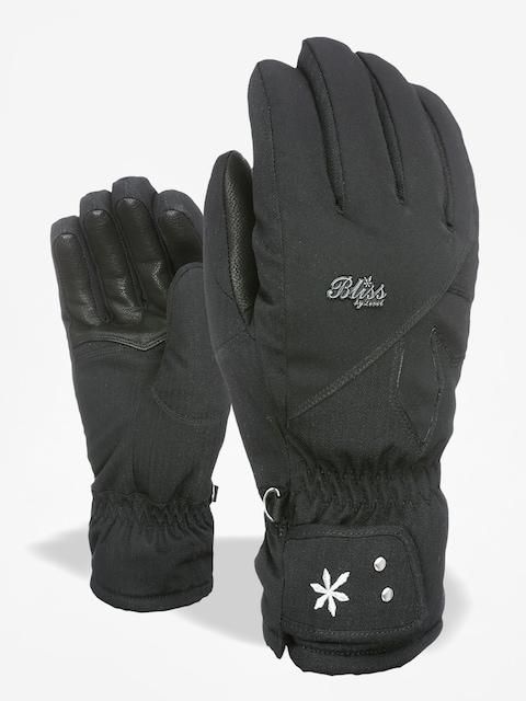 Level Handschuhe Bliss Sunshine Wmn (black)