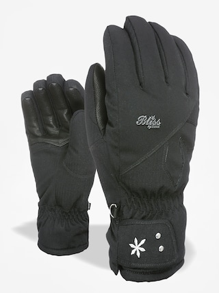 Level Gloves Bliss Sunshine Wmn (black)